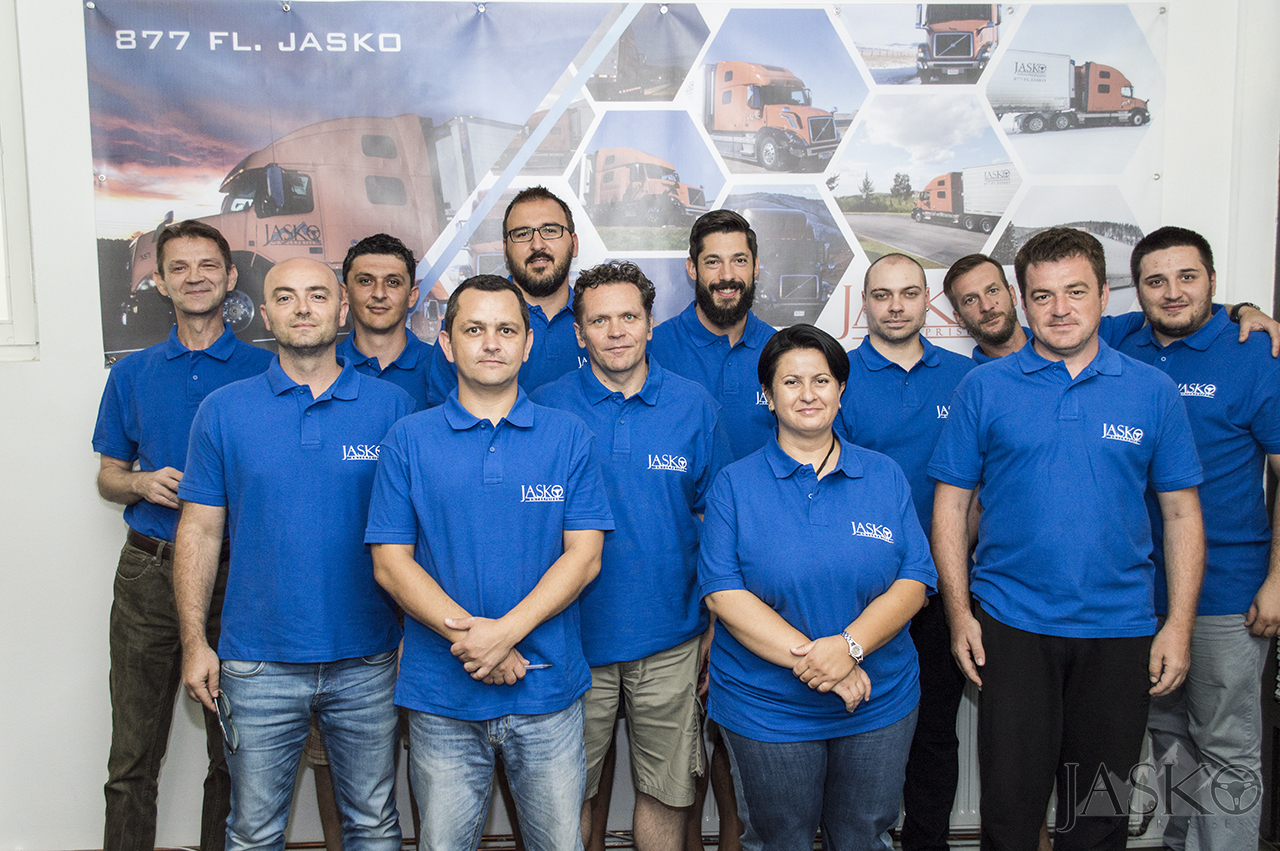 Jasko Enterprises Inc. Team Image